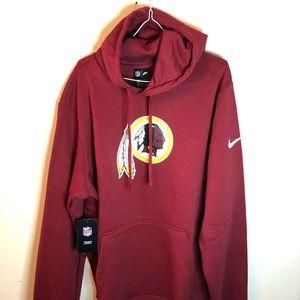 Nike NFL Red Hoodie Men